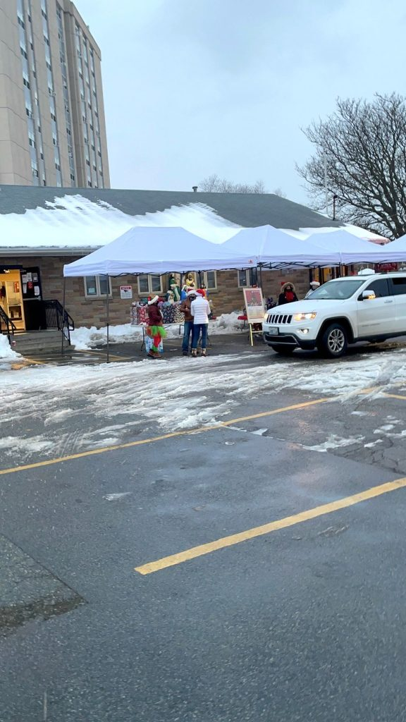2020 Toy Drive St. Mary's Feast Society
